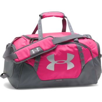 Under Armour Ua Undeniable Duffle 3.0 Sm, torba, pink