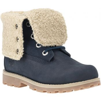 Timberland 6 In Wp Shearling Boot, dečije cipele, plava