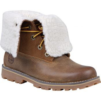Timberland 6 In Wp Shearling Boot, dečije cipele, braon