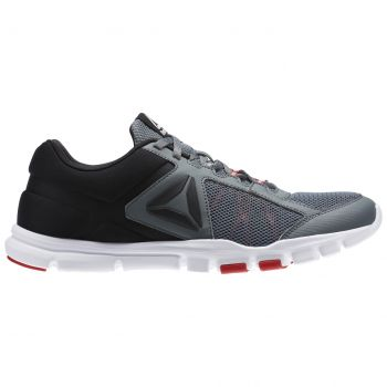 Reebok Yourflex Train 9.0 Mt, muške patike za fitnes, siva