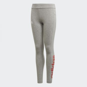 Adidas Yg Linear Tight, dečje helanke, siva