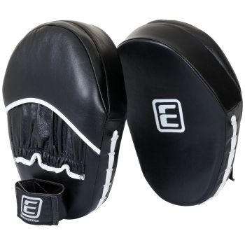Energetics Curved Coaching Mitts Tn, vreća za boks, crna
