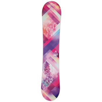 Firefly FANCY, snowboard freeride, pink