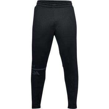 Under Armour TECH TERRY TAPERED PANT-BLK//ATH, muška trenerka, crna
