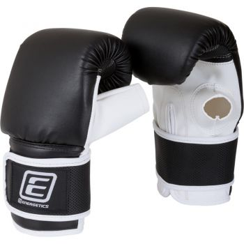 Energetics Punching Mitts Pu Tn, punch rukavice za boks, crna