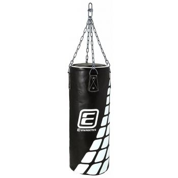 Energetics Punching Bag Vinyl 80cm Ft, vreća za boks, crna