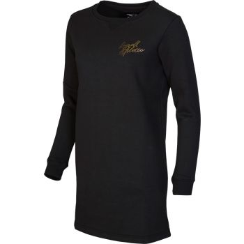 Russell Athletic CREW NECK DRESS, ženska haljina, crna