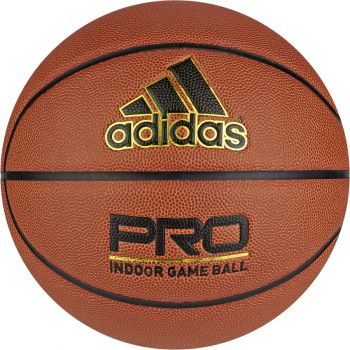 Adidas NEW PRO BALL, lopta za košarku, braon