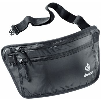 Deuter SECURITY MONEY BELT II, torbica, crna