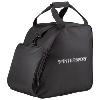 Intersport Ski Boot Bag Triangle, torba za pancerice, crna