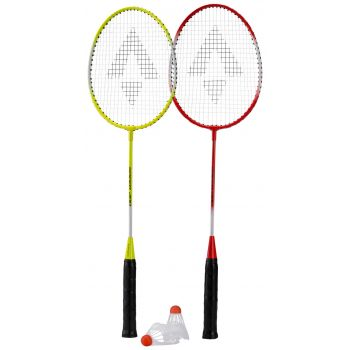 Tecnopro Speed 200/2, badminton set, žuta