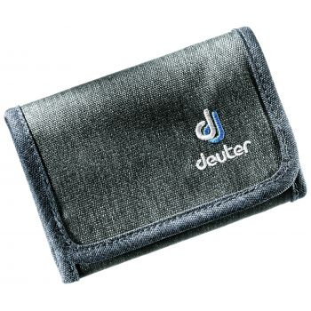 Deuter TRAVEL WALLET, torbica, crna