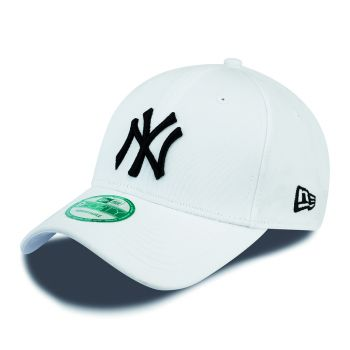 New Era 9FORTY LEAGUE BASIC NY, kačket, bela