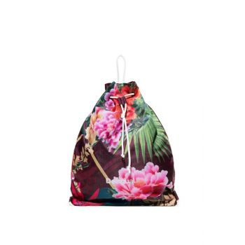 Desigual LIGHT GYM SACK BACKPACK, ranac, crvena