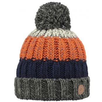 Barts WILHELM BEANIE BOYS ORANGE 55, dečja kapa, multikolor