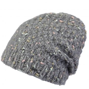 Barts KALIX BEANIE GIRLS HEATHER GREY 55, dečja kapa, siva