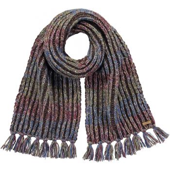 Barts CLARA SCARF BROWN ONE SIZE, šal, braon