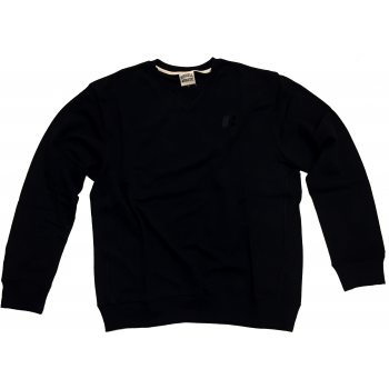 Russell Athletic CREW SWEAT WITH EMBROIDERED SLANTED 'R', muški duks, plava