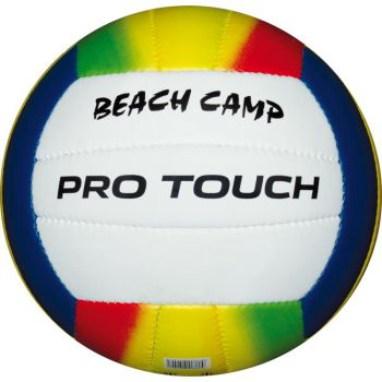 Pro Touch BEACH CAMP, mivka lopta za odbojku, multikolor