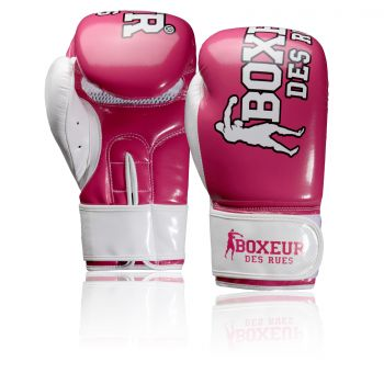 Boxeur WE WORLD, rukavice za boks, pink