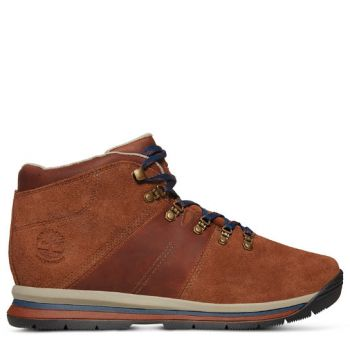 Timberland GT RALLY MID LEATHER WP, muške cipele, braon