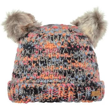 Barts JOY BEANIE KIDS HEATHER GREY 55, dečja kapa, siva