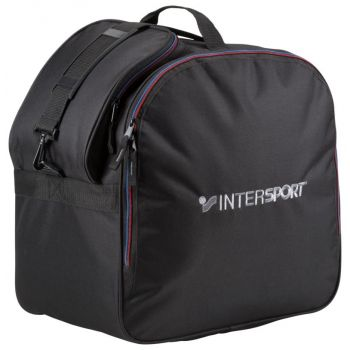 Intersport INT SKI BOOT BAG SQUARE, torba za pancerice, crna