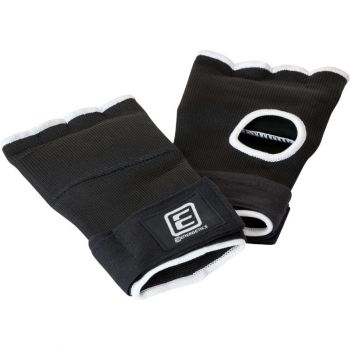 Energetics WRAP GLOVES TN, rukavice za boks, crna