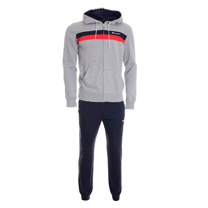 03214db8c75a5 Champion HOODED FULL ZIP SUIT