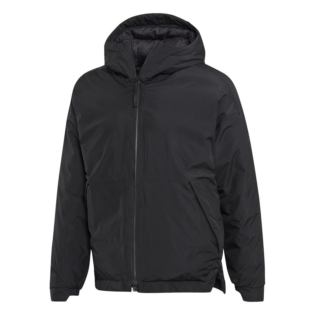 adidas URBAN INS RN J, muška jakna za planinarenje, crna