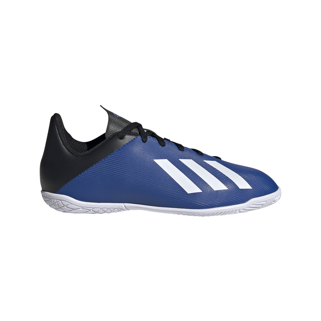 adidas X 19.4 IN J, dečije patike za fudbal (in), plava