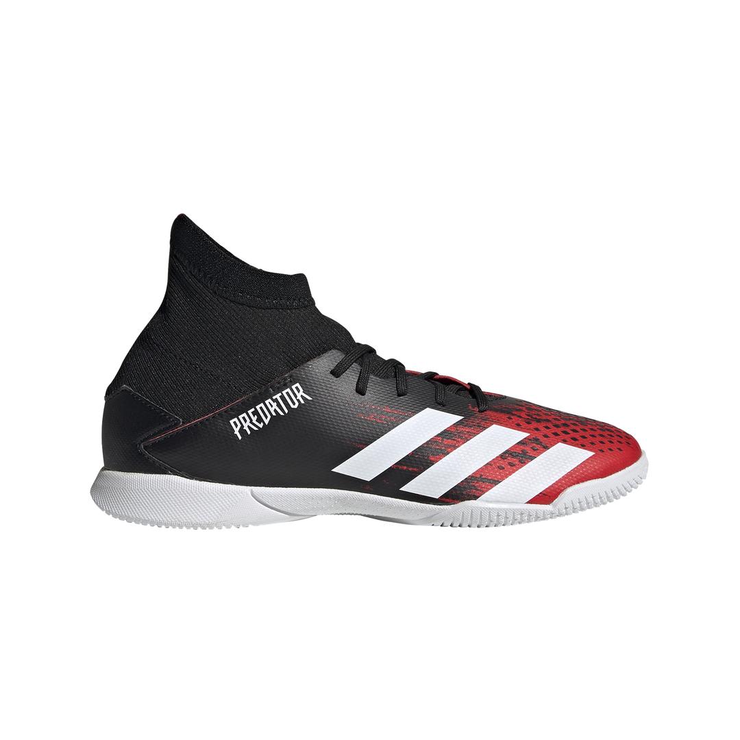 adidas PREDATOR 20.3 IN J, dečije patike za fudbal (in), crvena