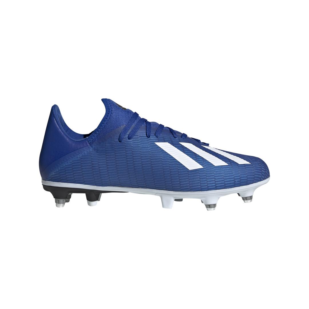adidas X 19.3 SG, muške kopačke za fudbal (sg), plava