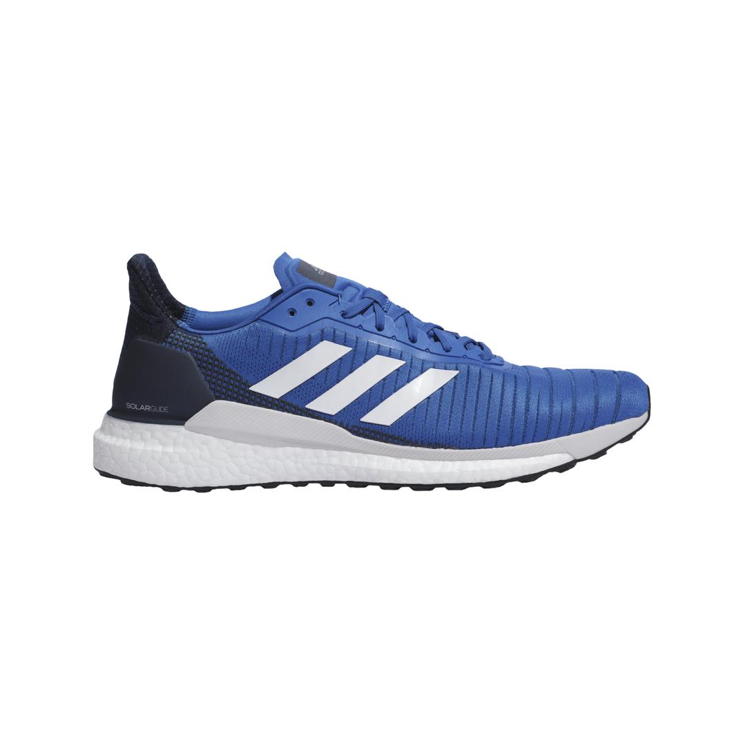 adidas SOLAR GLIDE 19 M, muške patike za trčanje, plava