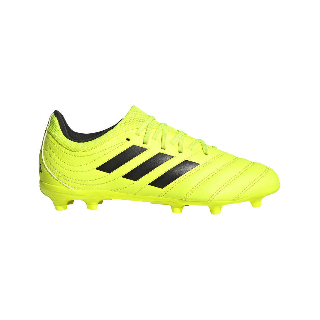 adidas COPA 19.3 FG J, dečije kopačke za fudbal (fg), žuta