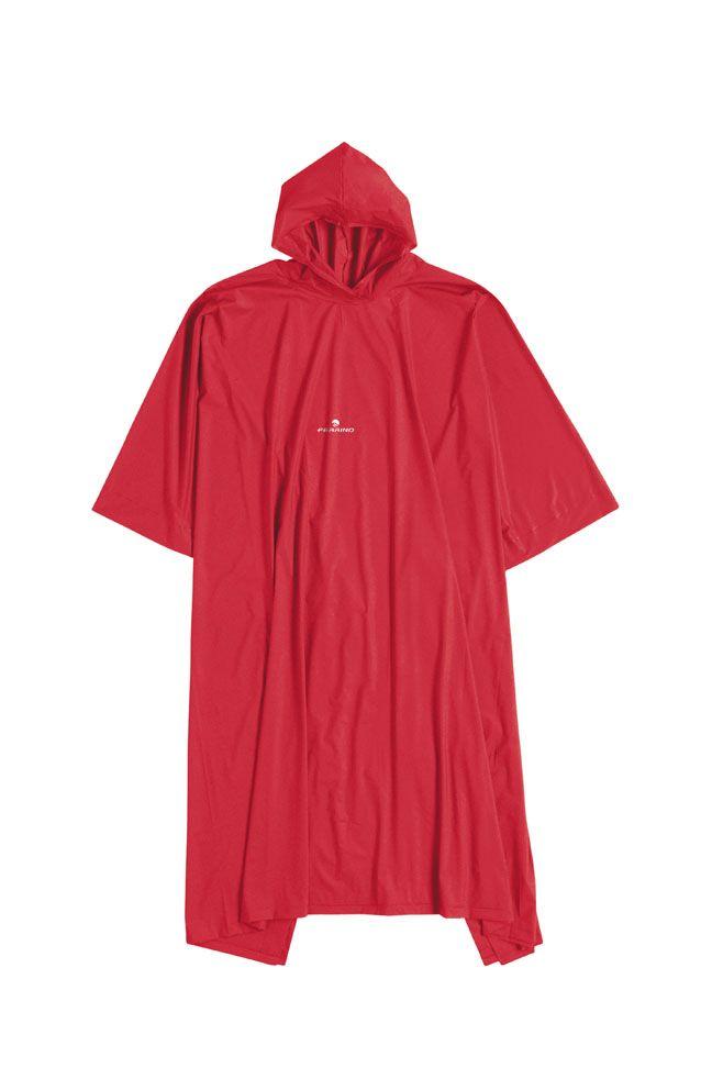 Ferrino PONCHO, muška jakna za kišu, crvena