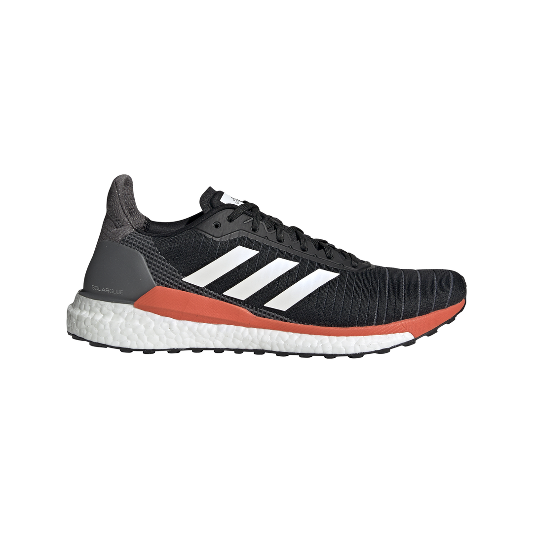 adidas SOLAR GLIDE 19 M, muške patike za trčanje, crna