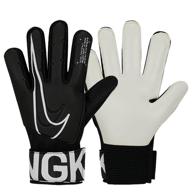 Nike GK MATCH JR, dečije golmanske rukavice za fudbal, crna