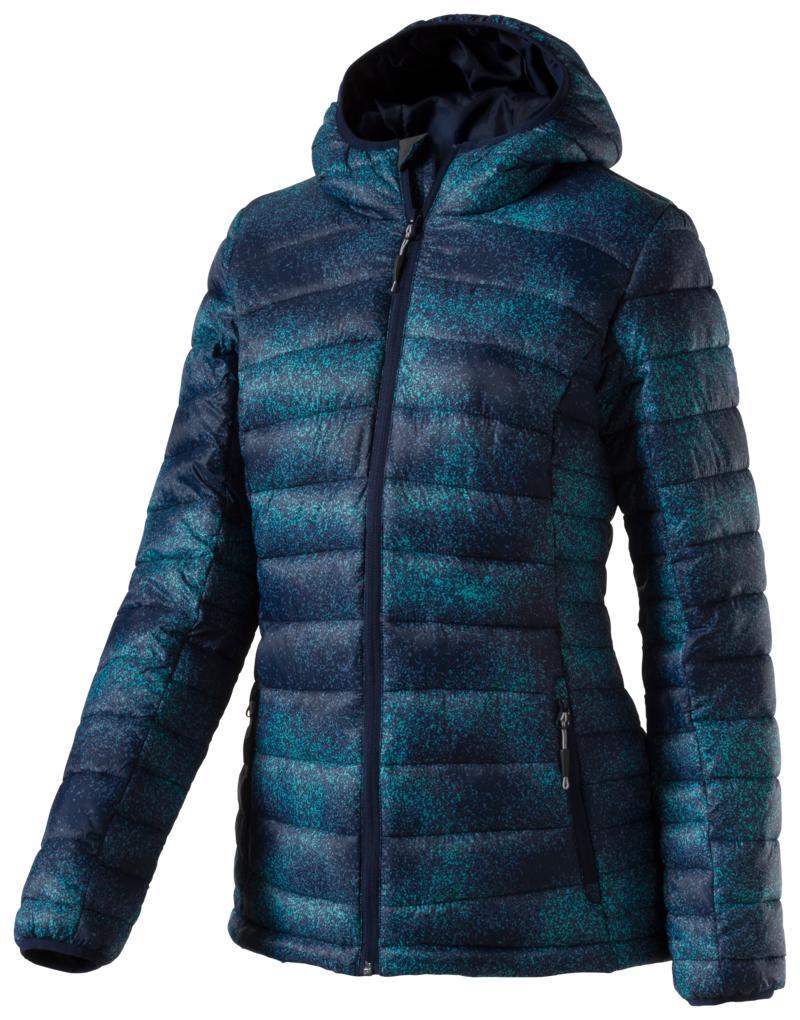McKinley KENNY HD II WMS, ženska jakna a planinarenje, plava