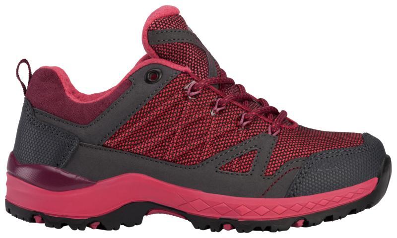 McKinley KONA IV AQX JR, dečije cipele za planinarenje, crvena