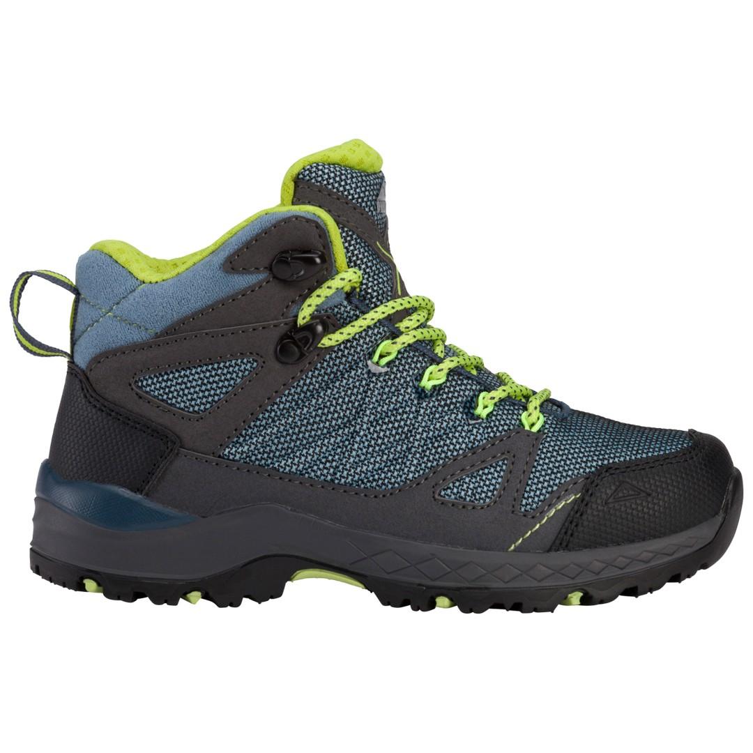 McKinley KONA MID IV AQX JR, dečije planinarske cipele, plava