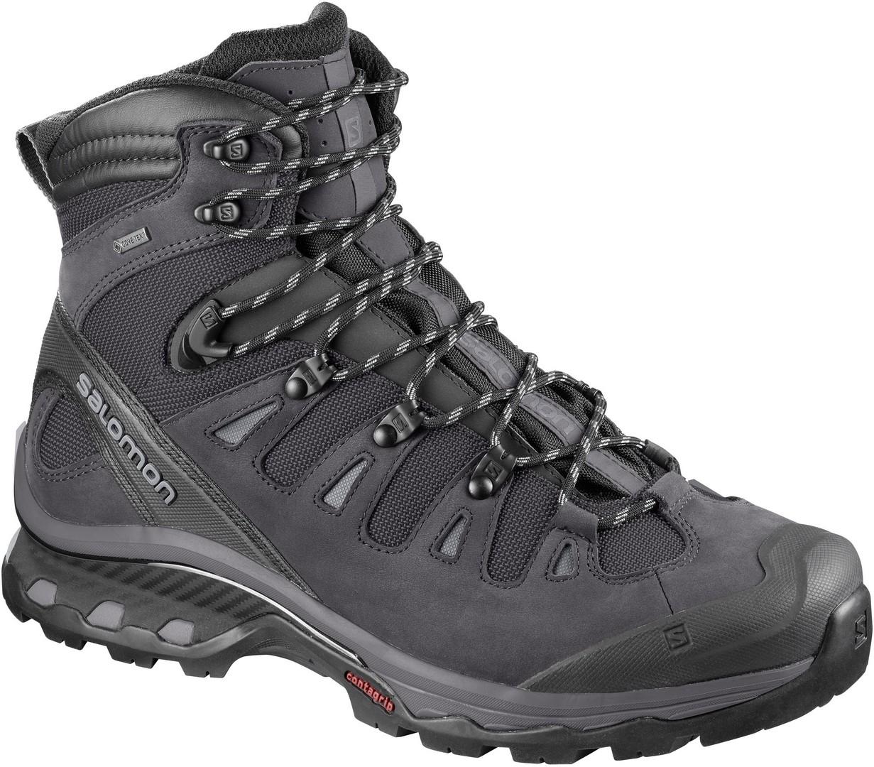 Salomon QUEST 4D 3 GTX, muške cipele za planinarenje, crna