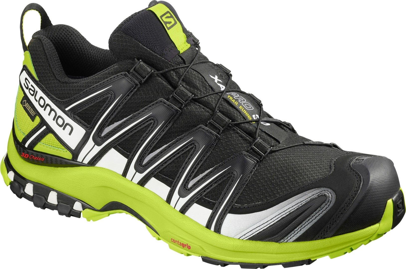 Salomon XA PRO 3D GTX®, muške patike za trčanje, crna