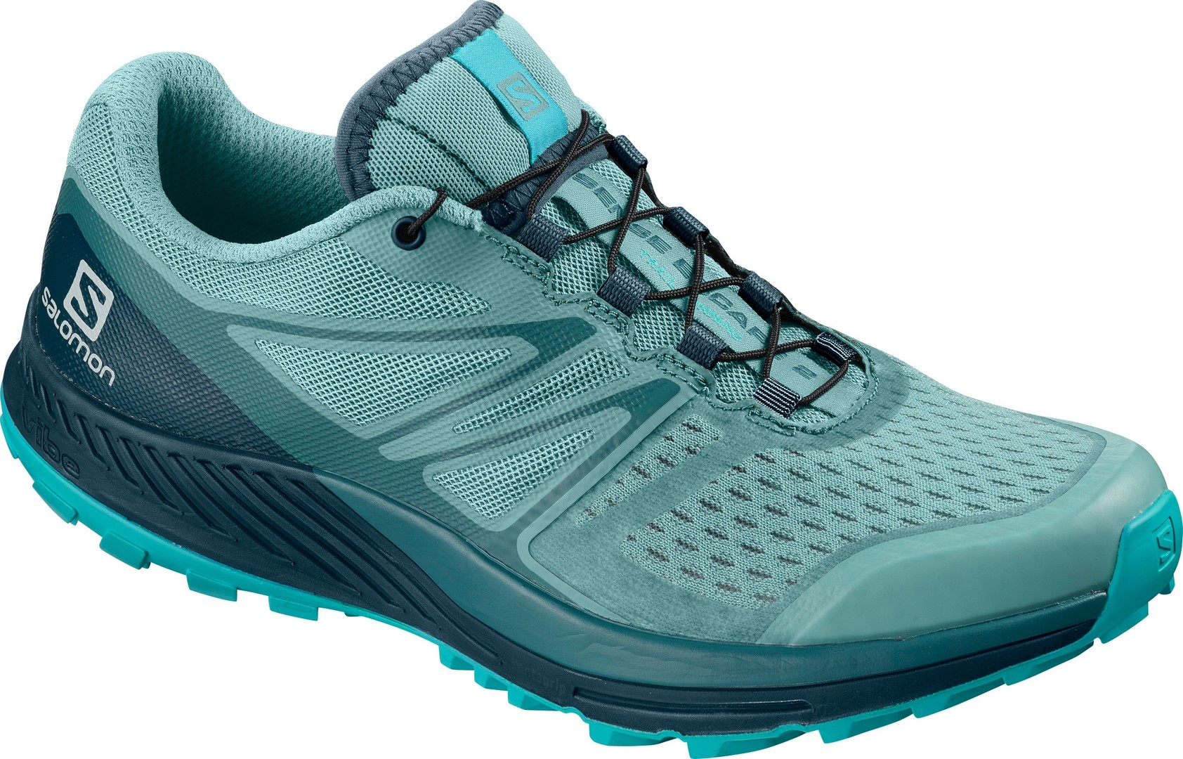 Salomon SENSE ESCAPE 2 W, ženske patike za trčanje, plava