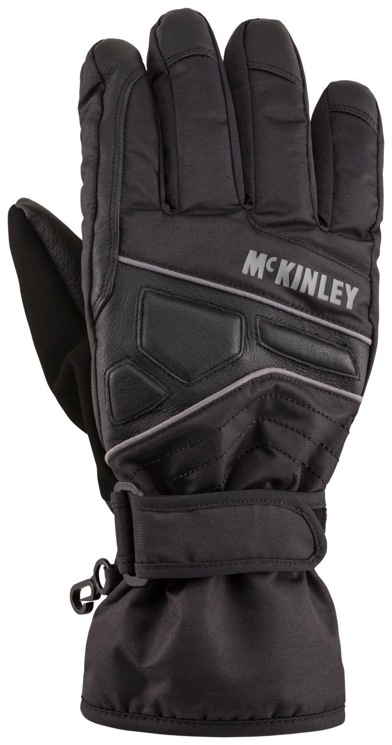 McKinley MORRELLO  UX, rukavice za skijanje, crna