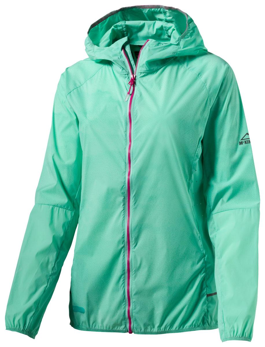 McKinley PAMPAS WMS, ženska jakna a planinarenje, zelena