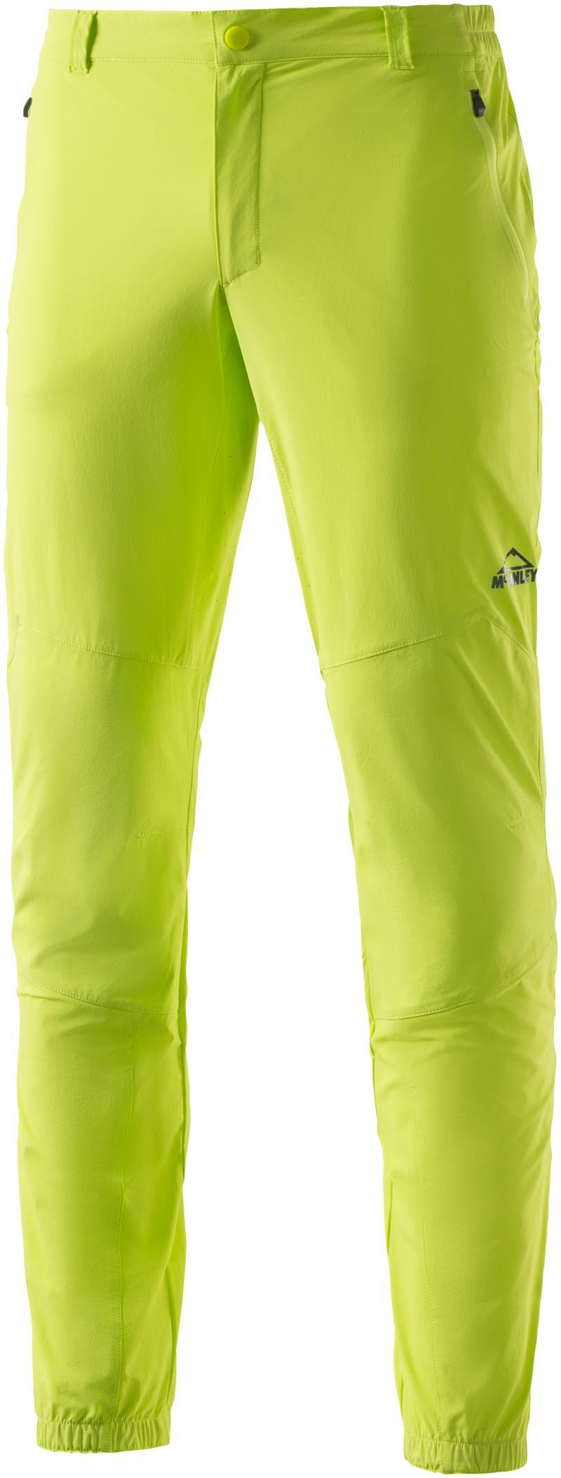 McKinley BEIRA LT, muške pantalone za planinarenje, zelena