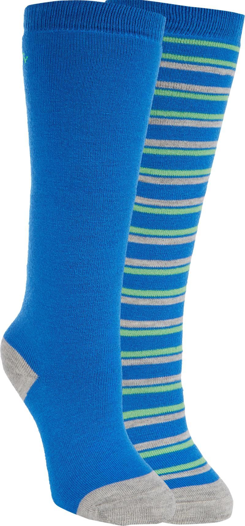 McKinley RIGO JRS 2-PACK MCK, dečje čarape za skijanje, plava