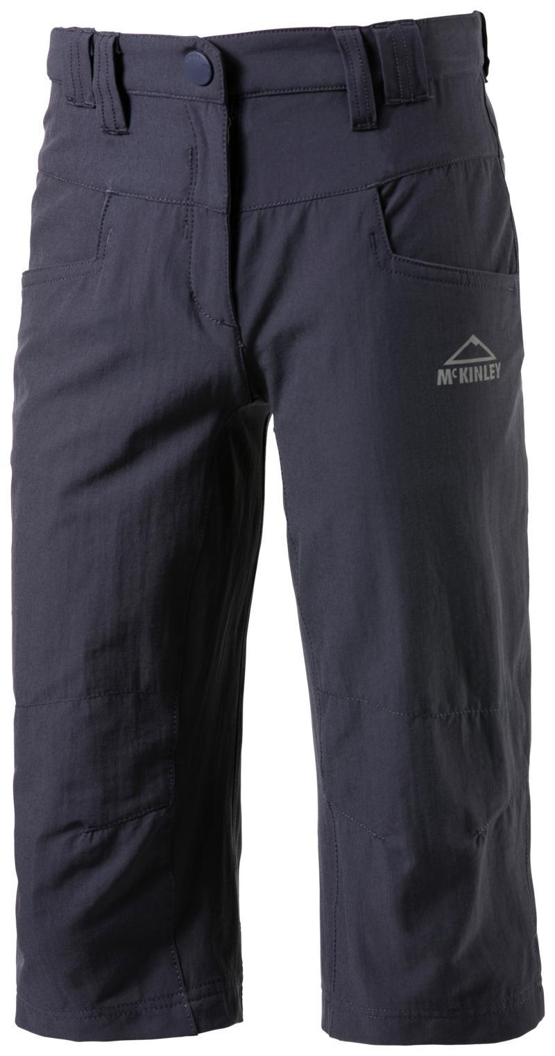 McKinley SARI GLS, dečje pantalone za planinarenje, plava