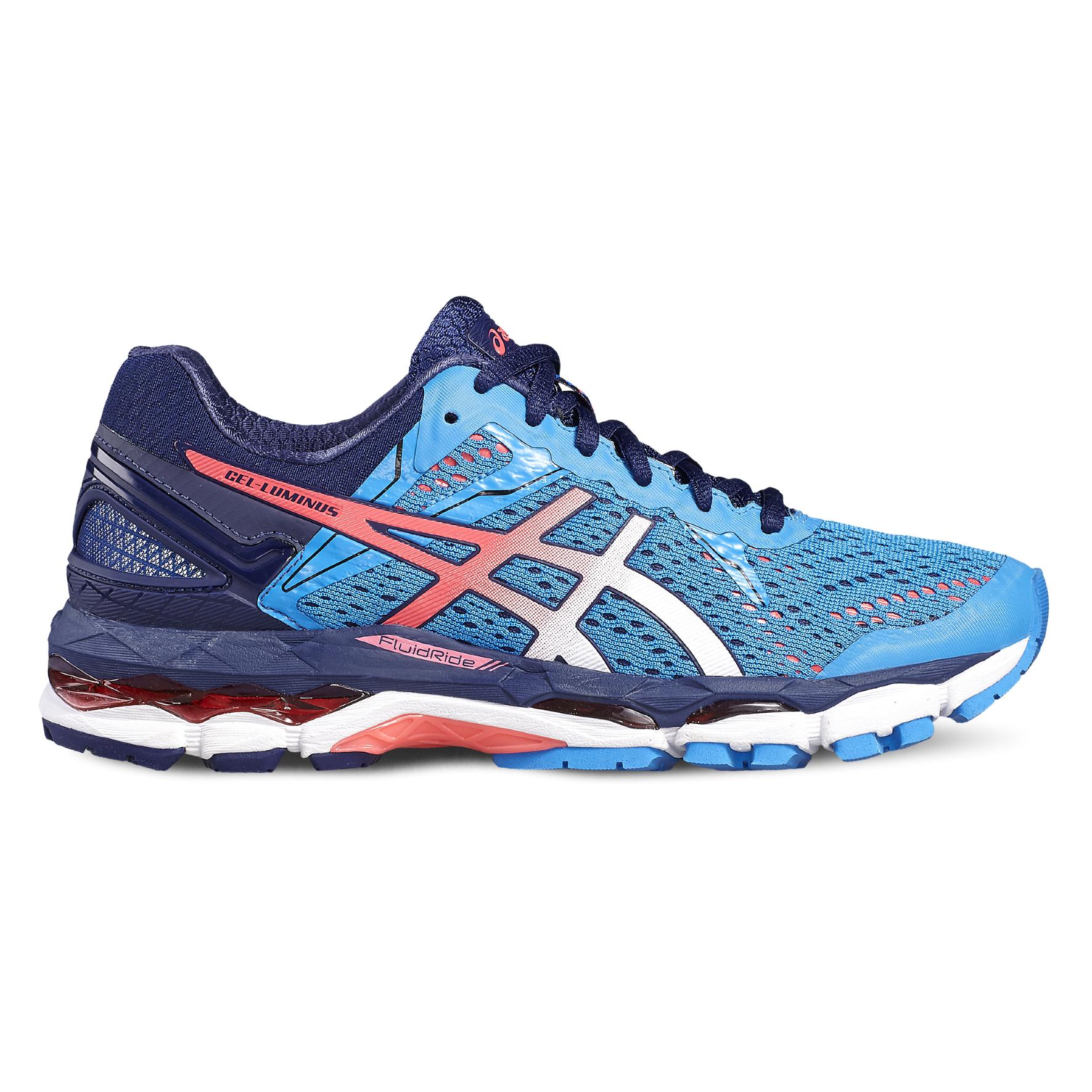Asics GEL-LUMINUS 2, ženske patike za trčanje, plava